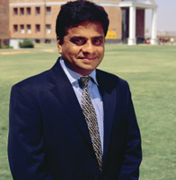 Rajiv Mishra HOD, Department of Integrated Studies