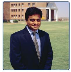 Rajiv Mishra HOD, Department of Integrated Studies