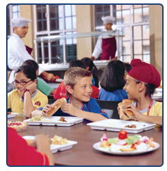 list top school in gurgoan with best dining and messing facilities
