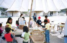 Camp New Tehri 8