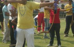 District Archery Competition - 24th & 25th Oct