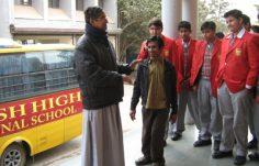 Visit to Deep Ashram