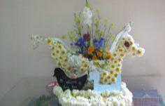 Flower Arrangement Competition