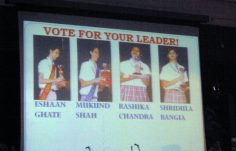 Student Council - Elections 2012-13
