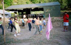 Camp New Tehri