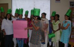 workshop on CIE by Ms. Vandana Lula