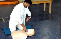 First Aid Training 3