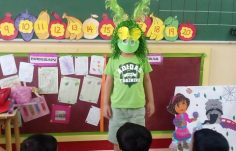 Story Character Presentation - Nursery