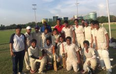 School District Cricket Competition 2016