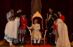 Raksha Bandhan at President House