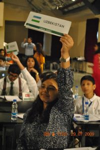 Model United Nations (SHISMUN) 2016