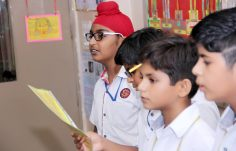 Gallery Walk 2016 - Primary Section 2