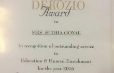 The Derozio Award 2