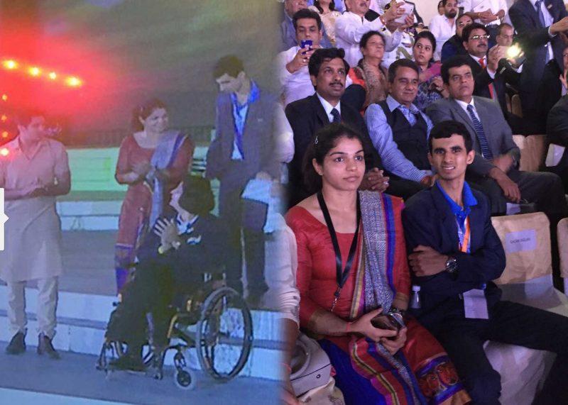 Haryana Swarna Jyanti launch at Tau Devi Lal stadium