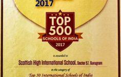 School Excellence Award 2017