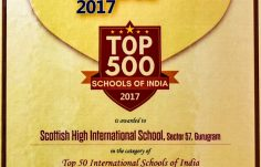 Awarded - The Best International School