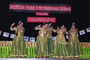 SHISMUN'17 Second Edition
