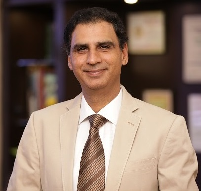 Dr. Commander Kartikay Saini