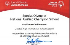 Unified Champion School