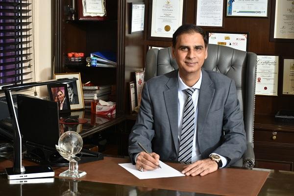 Dr Kartikay Saini