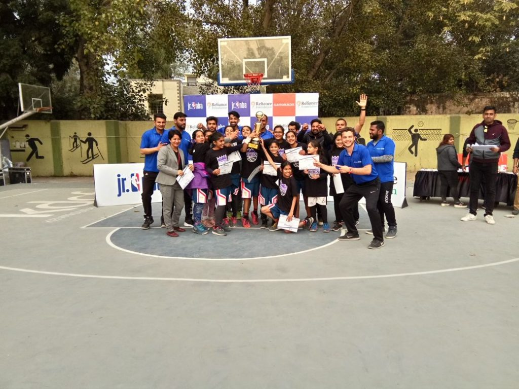 Highlander Girls win The JUNIOR NBA BASKETBALL CHAMPIONSHIP (4)