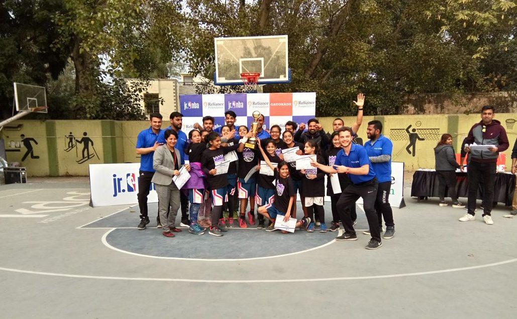Highlander Girls win The JUNIOR NBA BASKETBALL CHAMPIONSHIP (4)
