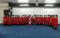 Graduation Ceremony - Grade v