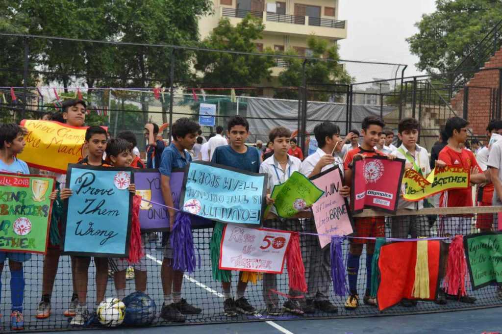 Sports Fiesta '18- Scottish High celebrates 50 years of Special Olympics (3)