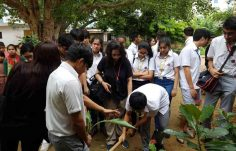 Tree Plantation Drive by Highlanders (2)