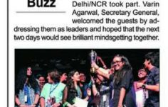 SHISMUN News Coverage by Gurgaon Times