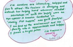 Trainee feedback for Professional Development Courses (3)