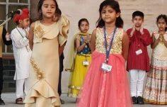 Celebrating Ganesh Chaturthi - Primary Wing Assembly (2)
