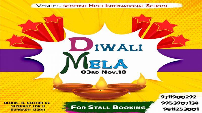 Diwali Mela (Full On Masti ) - 3rd November 2018