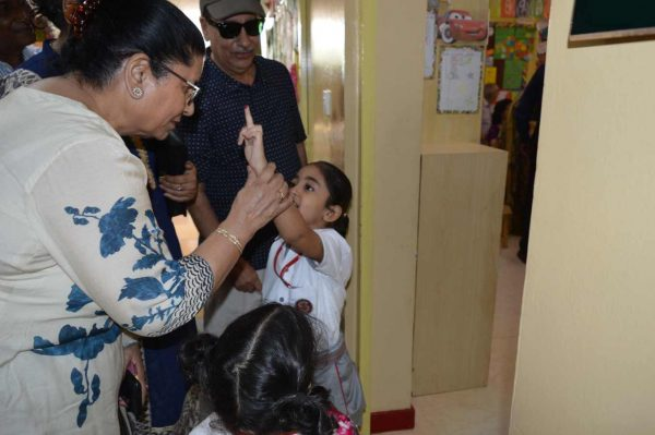 Grand Parents Day Celebrations 2018 - Initials Wing (2)