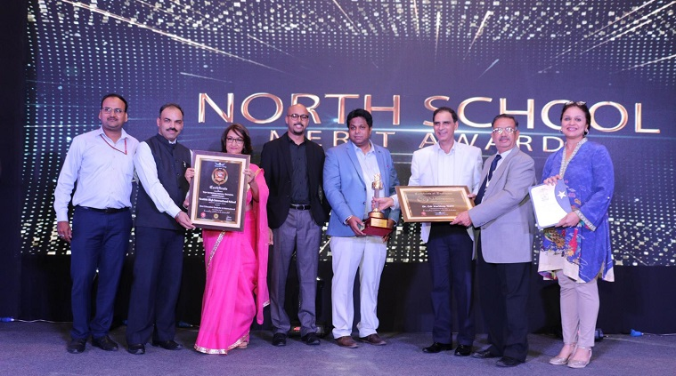 "Scottish High won the ""Best International School"" Award 2018"