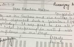 parent Feedback best school in india