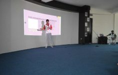 Extended Essay Presentation by Grade XI IBDP students