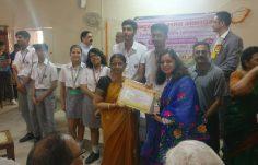 The Ambassadors of 'Hindi'- to Scottish High International School students (4)