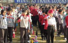 Annual Sports Day 2018 - Primary Wing (1)