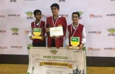 National Robotics competition winners 2018 (1)