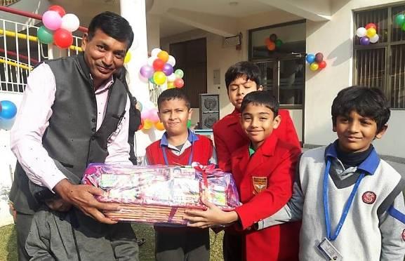 social work at Khushboo Welfare Society for deprived children (3)