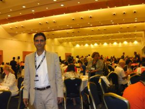 Dr Kartikay Saini - EduLEARN-Barcelona, Spain in 2012- Conducted workshop on 'Controlling your self-control-Myths & Realities of True Assessment in the Global context' (1)