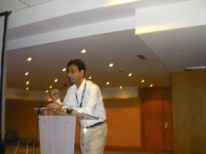 Dr Kartikay Saini - EduLEARN-Barcelona, Spain in 2012- Conducted workshop on 'Controlling your self-control-Myths & Realities of True Assessment in the Global context' (2)