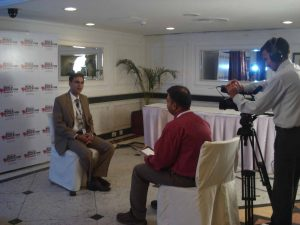 Dr Kartikay Saini Media interview
