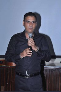 Dr Kartikay Saini Speaker