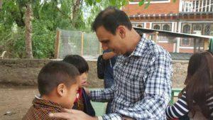 Dr Kartikay Saini , Special Olympics Bhutan