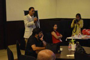 Kartikay Saini leading Special Olympics Bharat