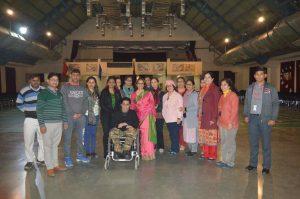 Mr Navin Gullia Visit at Scottish High (2)