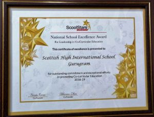 National School Excellence Award 2019