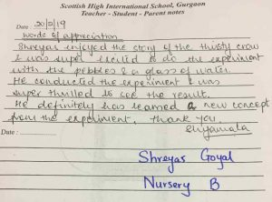 Parent Feedback | Scottish High International School